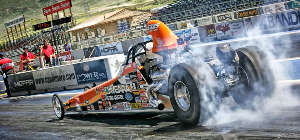 Photographing Drag Races