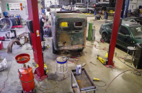 Rat Rod: Time Lapse Construction