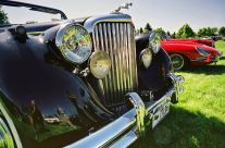 Join Me at the August First Saturdays Car Show